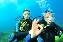 Ibiza scuba diving