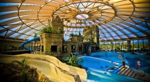Budapest aquapark
