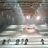 Madrid Skiing