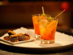 cocktails and tapas (should be in all spanish locations not edinburgh)